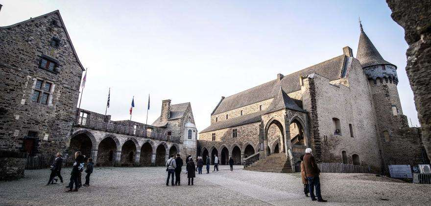 Château Médiéval de Vitré