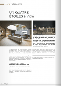 Le Magic Hotel & Spa - Espace Presse