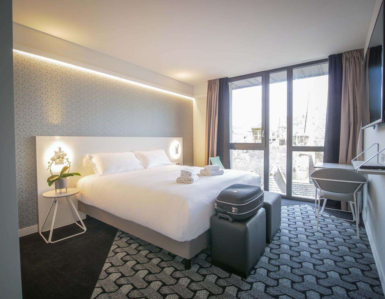 Le Magic Hotel & Spa Vitré  - Chambres