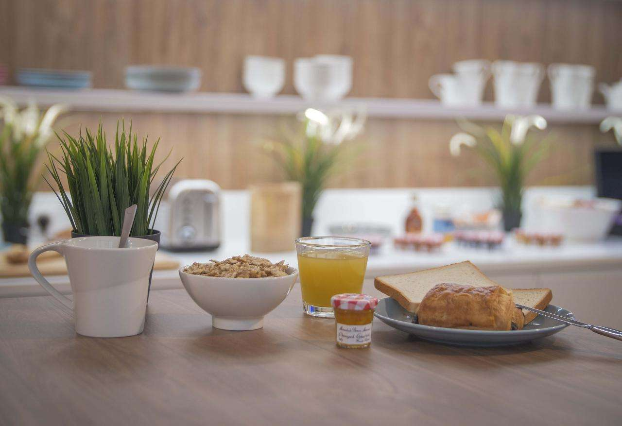 Le Magic Hotel & Spa Vitré  - breakfast