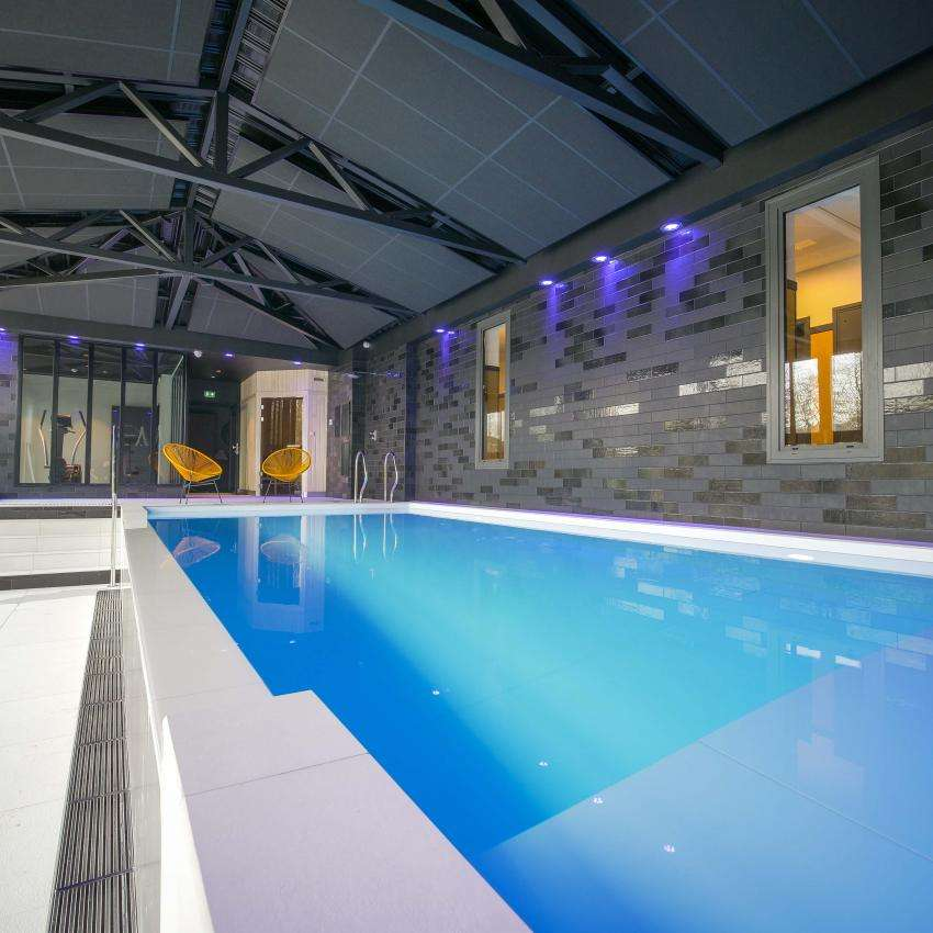 Le Magic Hotel & Spa Vitré - piscine