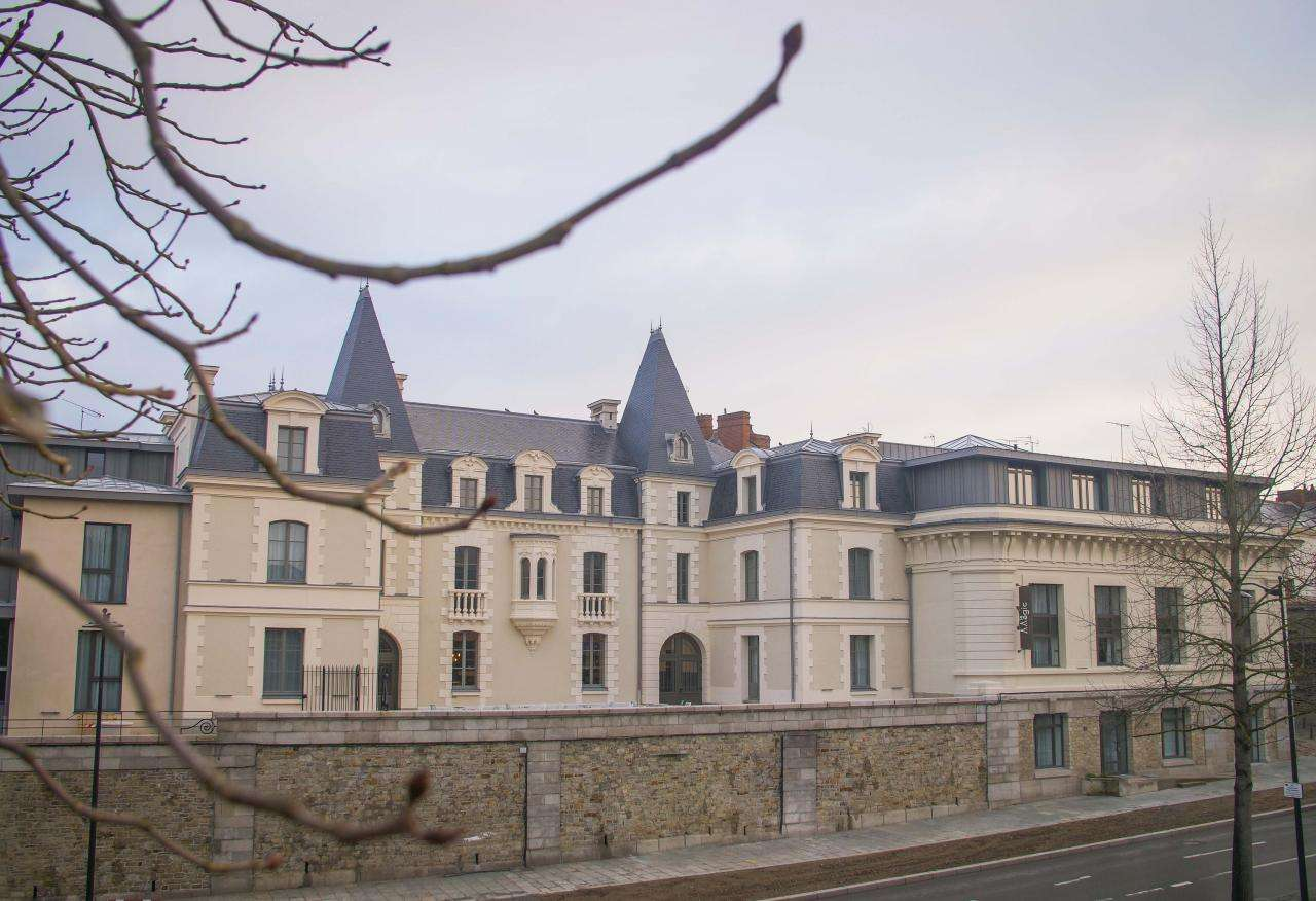 Le Magic Hotel & Spa Vitré  -Vitré