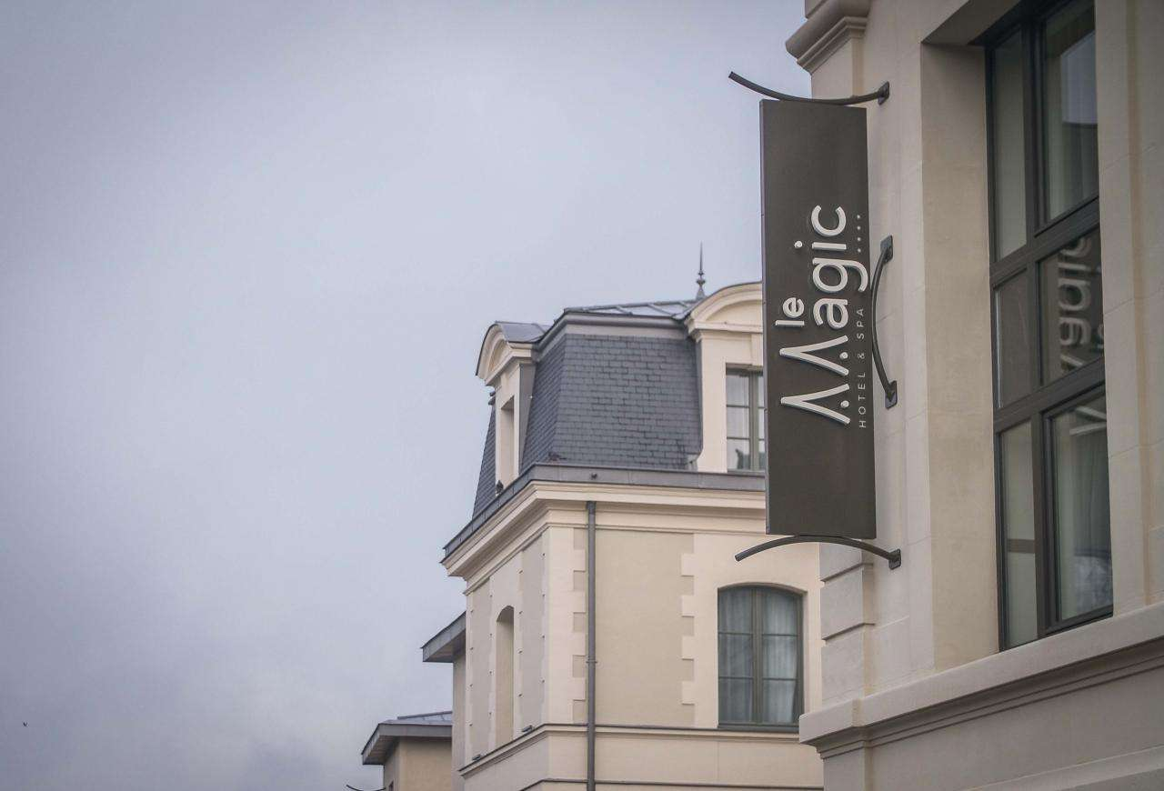 Le Magic Hotel & Spa Vitré  - Vitré